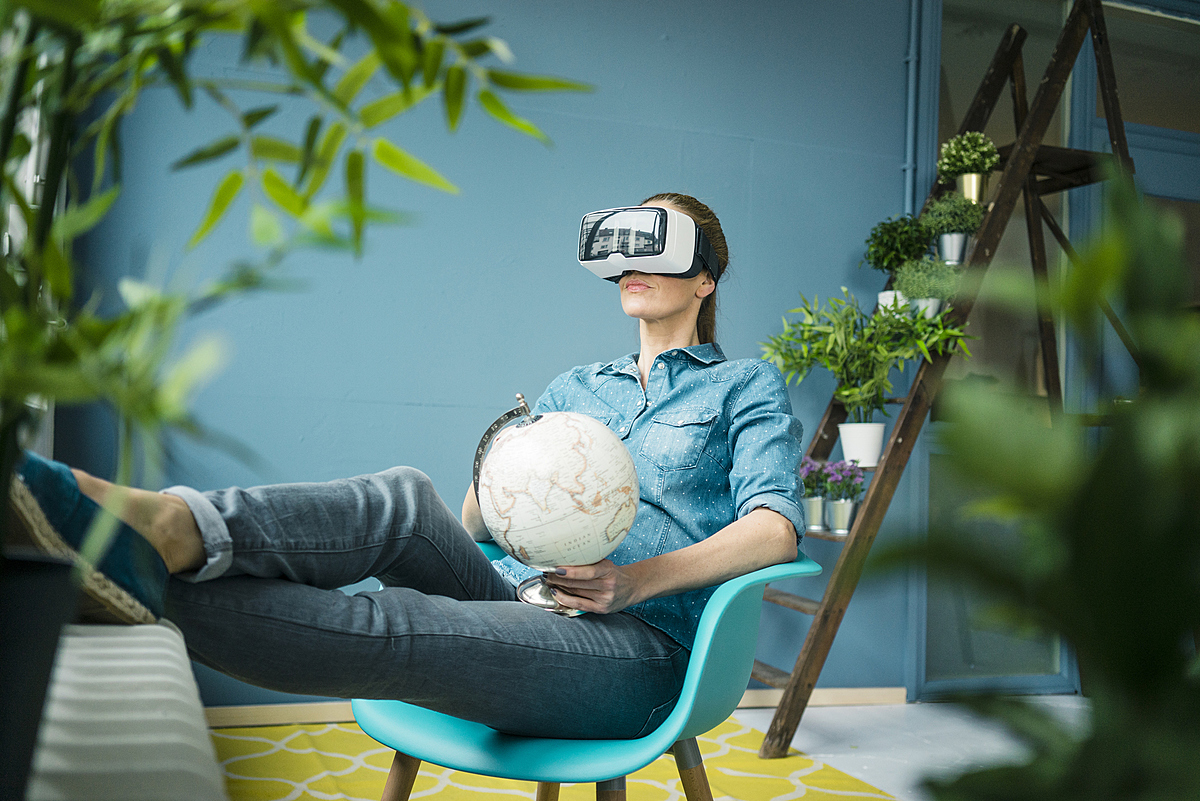 Will Your Next Vacation Be in Virtual Reality?