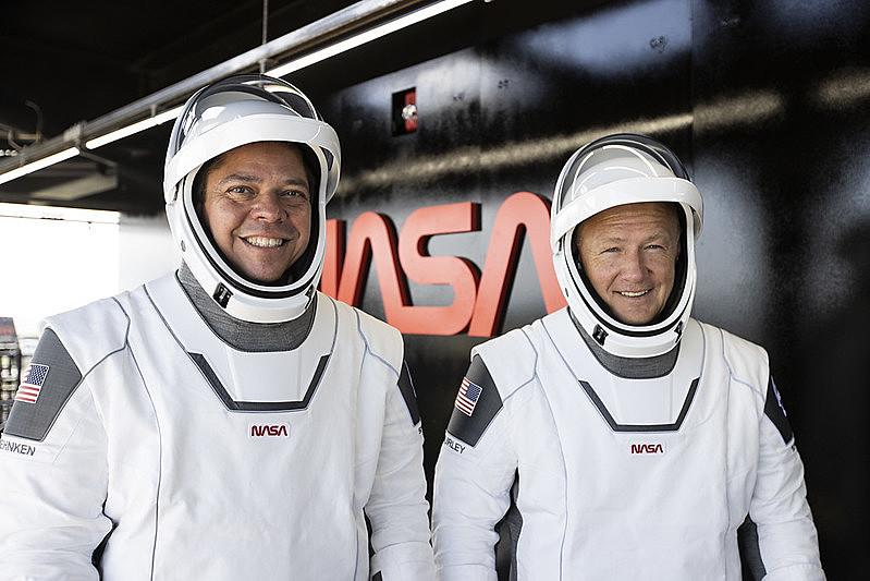 nasa astronauts.'