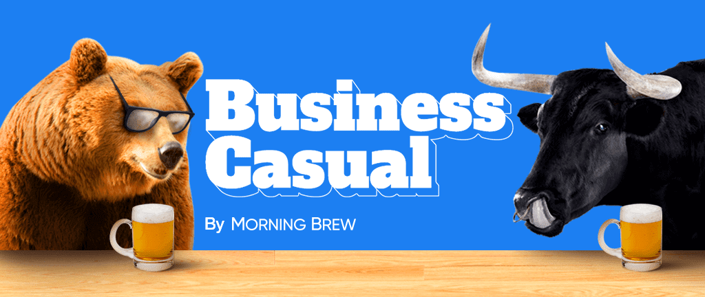 Morning Brew's Business Casual Podcast Breaks Down the Biggest Questions in Business