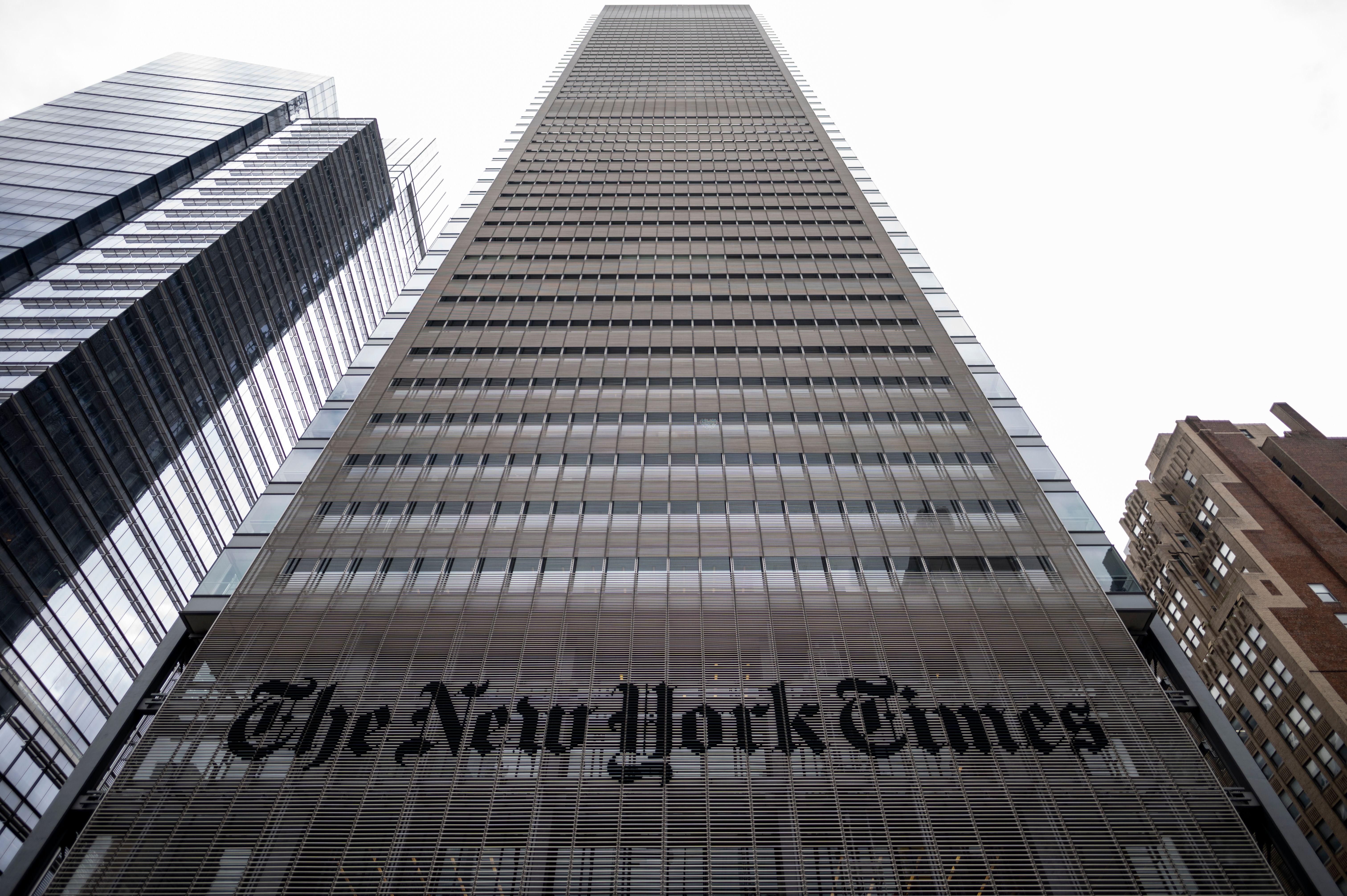 New York Times Hits Digital Milestone