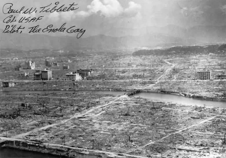 U.S. Dropped Atomic Bomb on Hiroshima 75 Years Ago Today