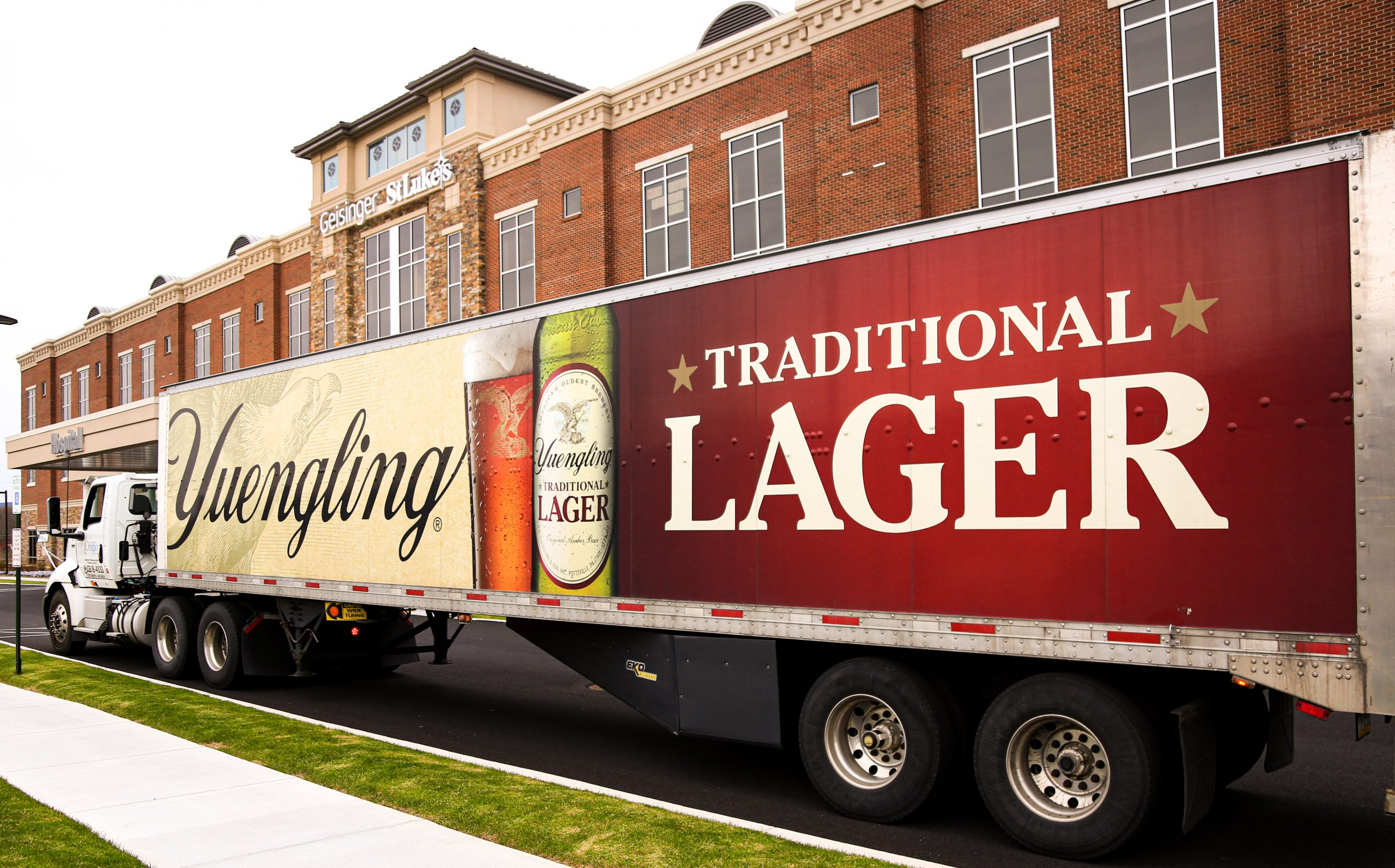 Yuengling Links Up With Molson to Expand Reach