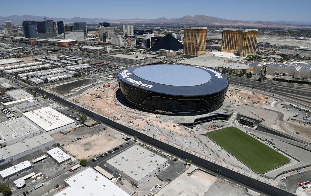The Las Vegas Raiders Make Their Home Debut