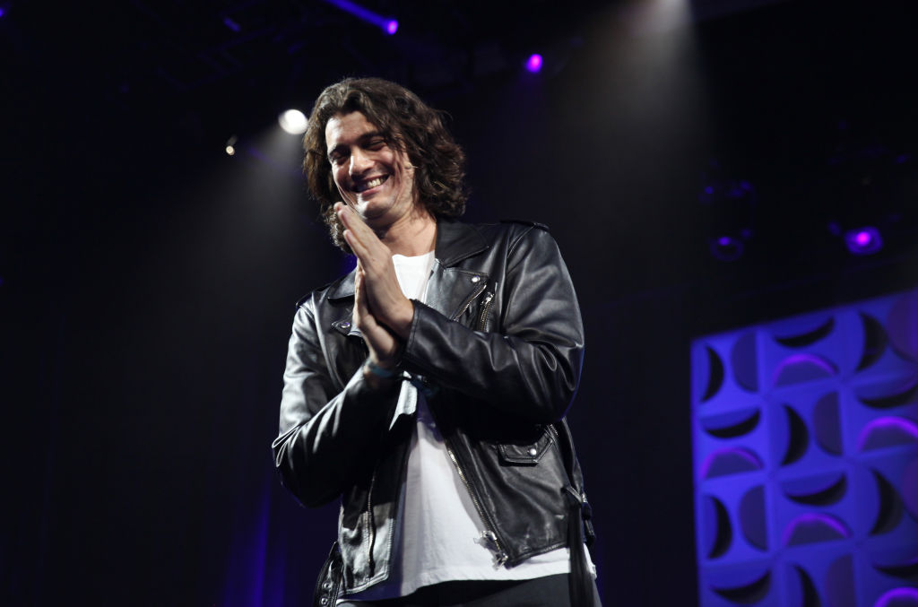 WeWork Founder Adam Neumann Invests in Real Estate Startup Alfred