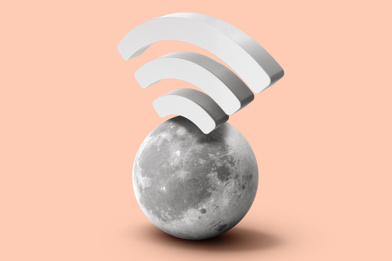 NASA Taps Nokia to Install 4G Network On the Moon