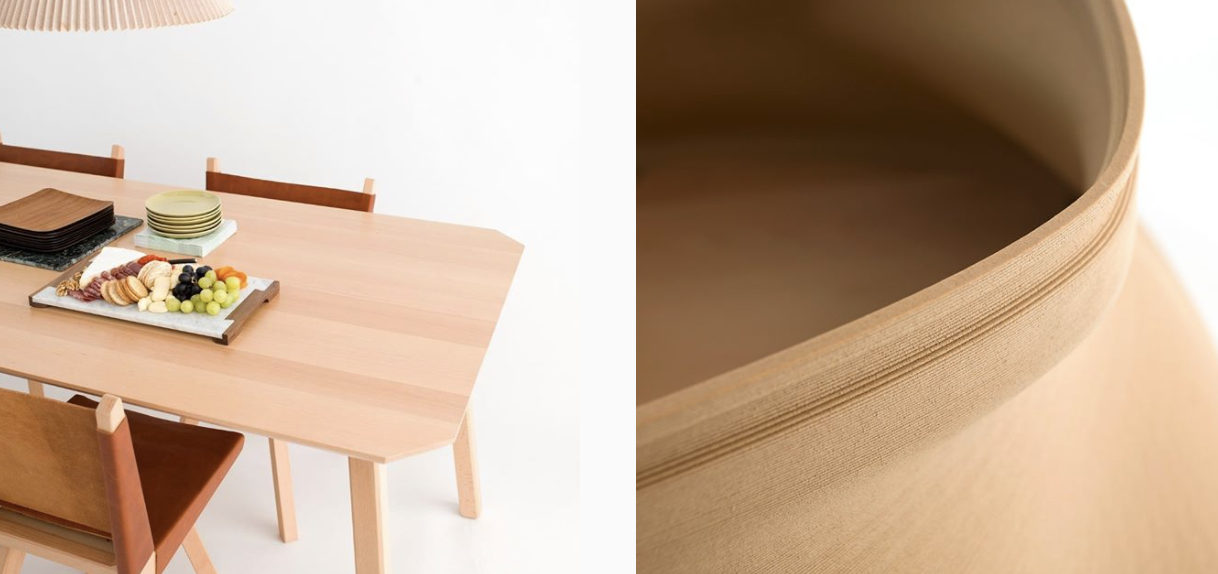 Model No. Launches With Made-to-Order, Upcycled Furniture