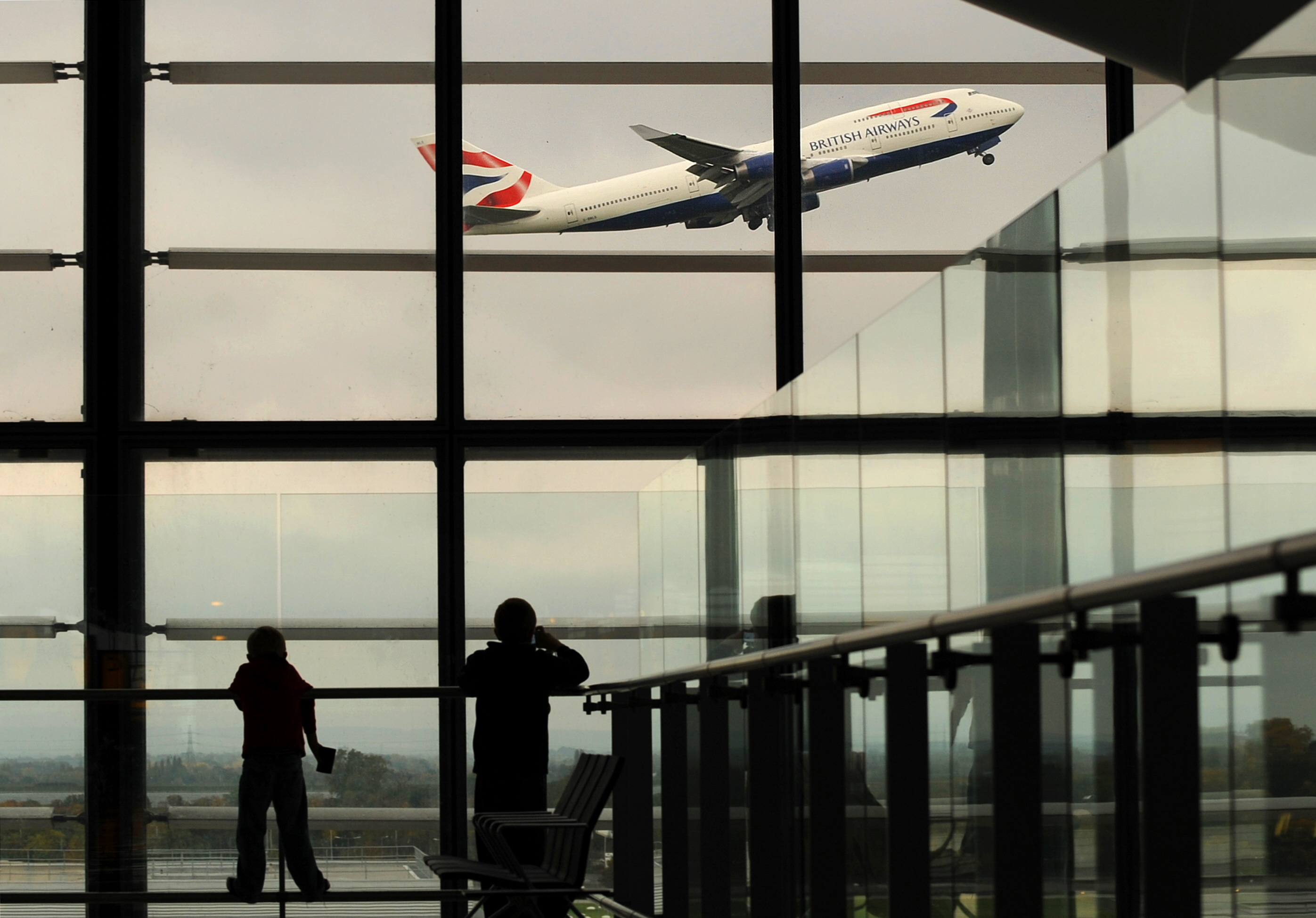 Heathrow no Longer Europe's Busiest Airport