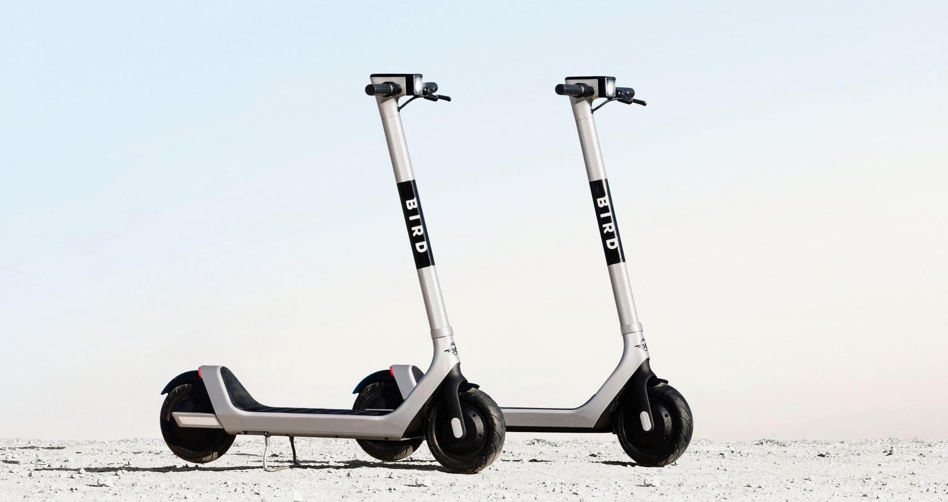 Reports: E-Scooter Company Bird Explores Potential SPAC