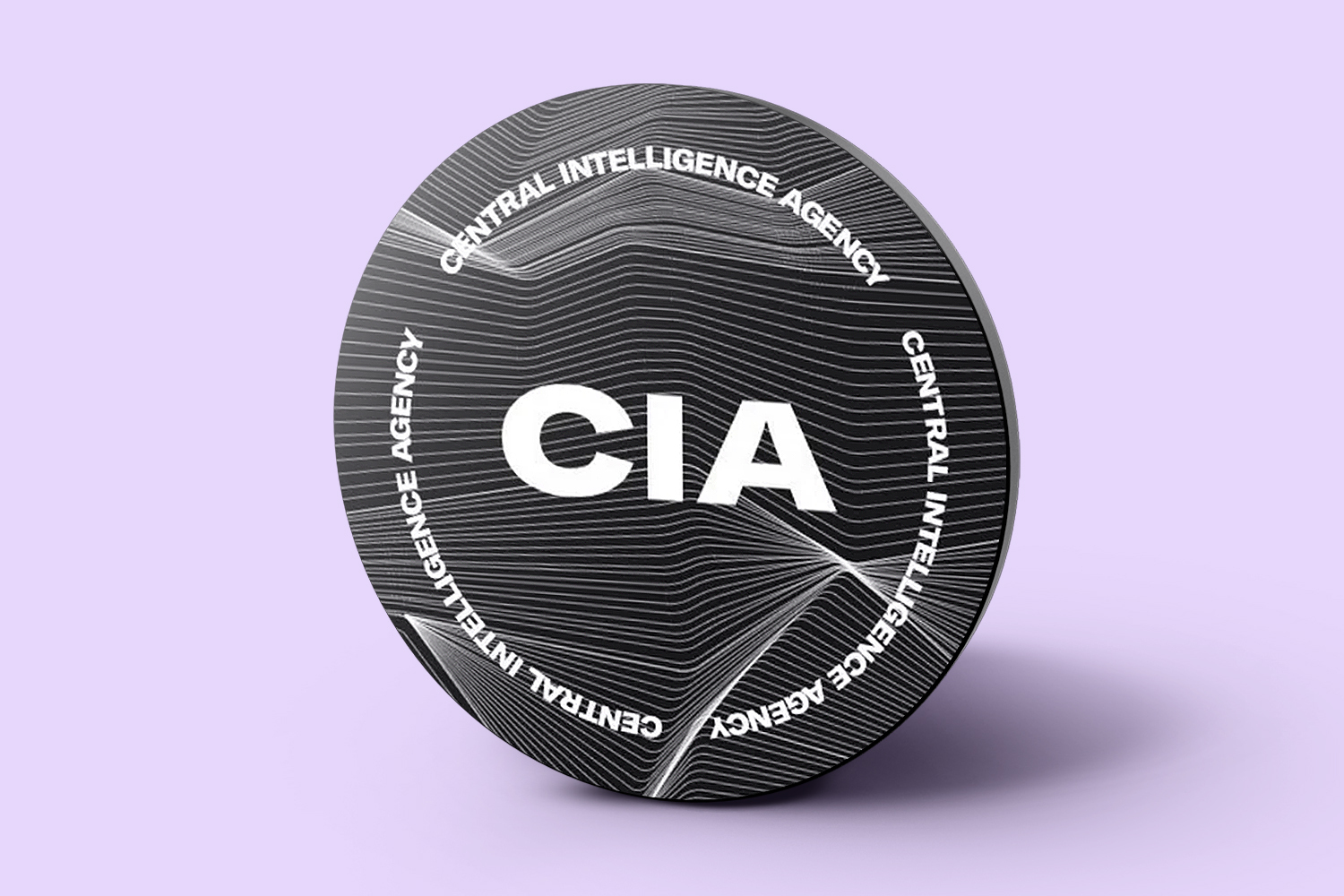 CIA's New Logo is a Small Slice of its Total Brand Pie