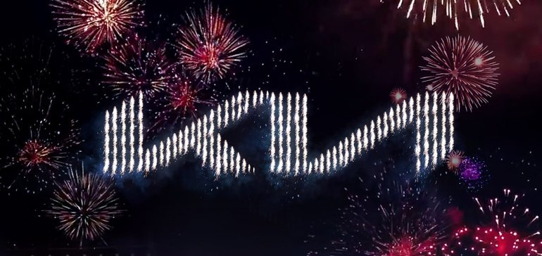 Kia's New Brand Logo and Slogan Launch Did the Most