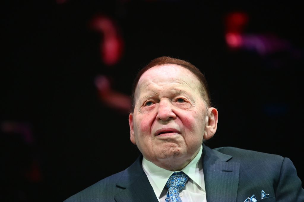 Sheldon Adelson, Gambling and Hospitality Magnate, Dies