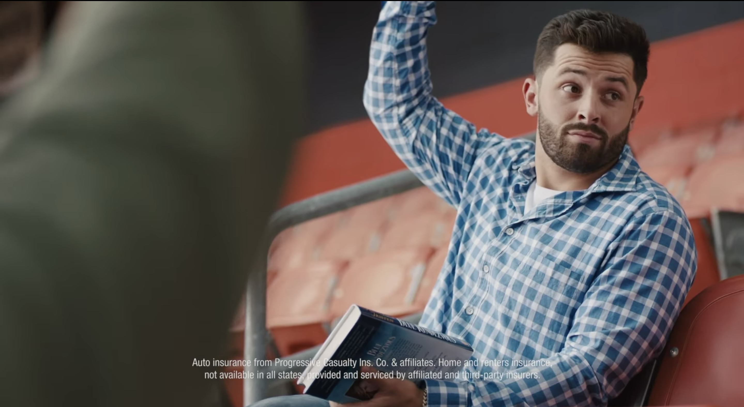 You're Going to See Lots of Insurance Ads Featuring NFL Quarterbacks Throughout the Playoffs