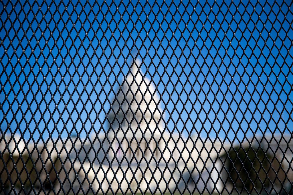"""The Week Ahead: """"Fortress Washington"""""""