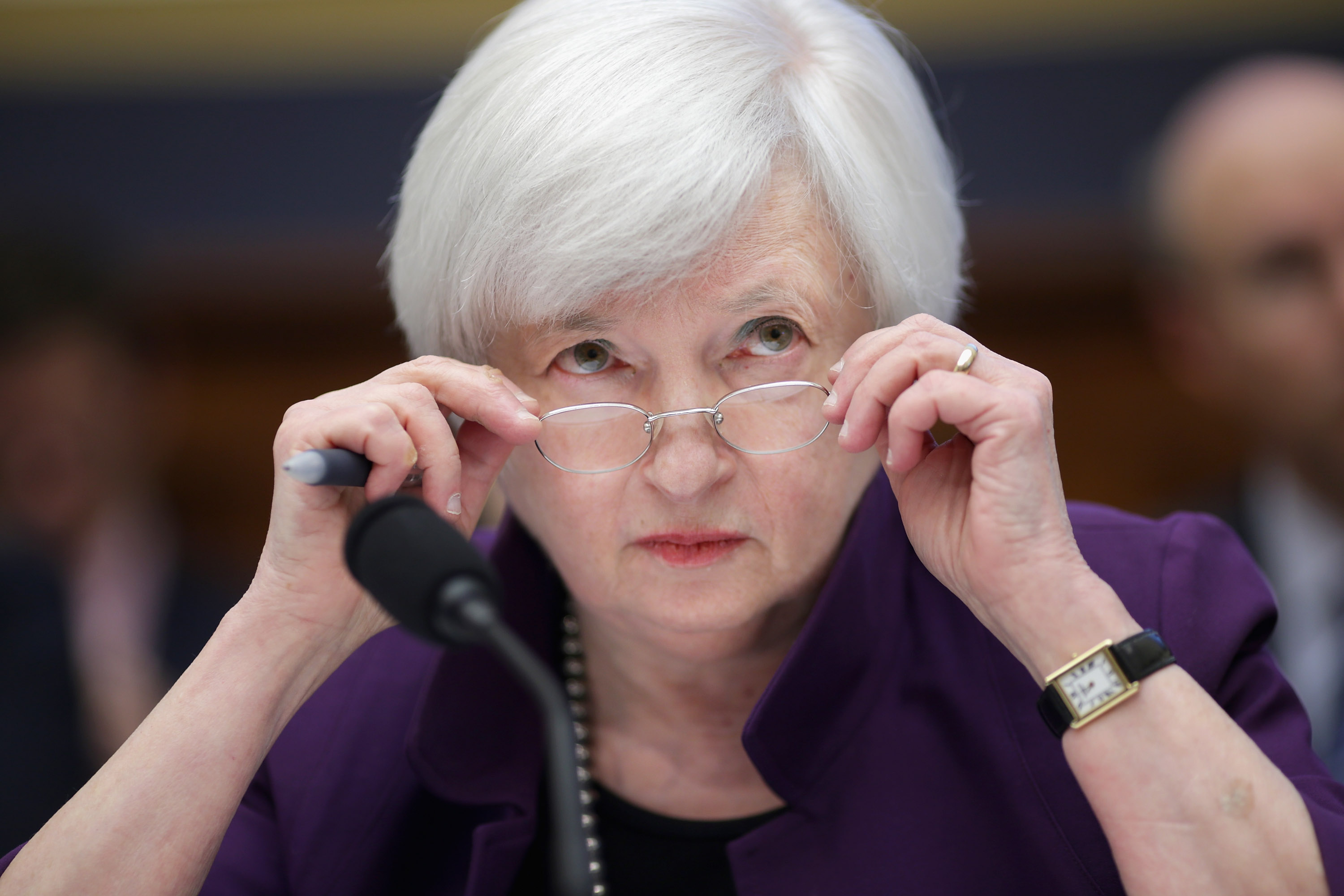 Janet Yellen Calls for More Stimulus, Climate Action, and Corporate Taxation