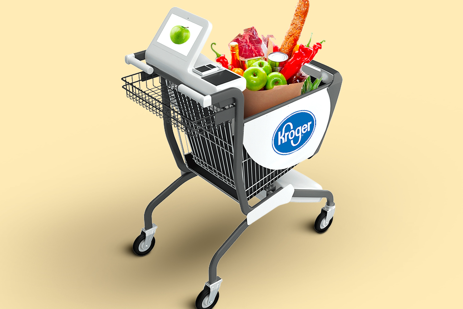 Kroger Partners With Caper for Smart Cart Pilot