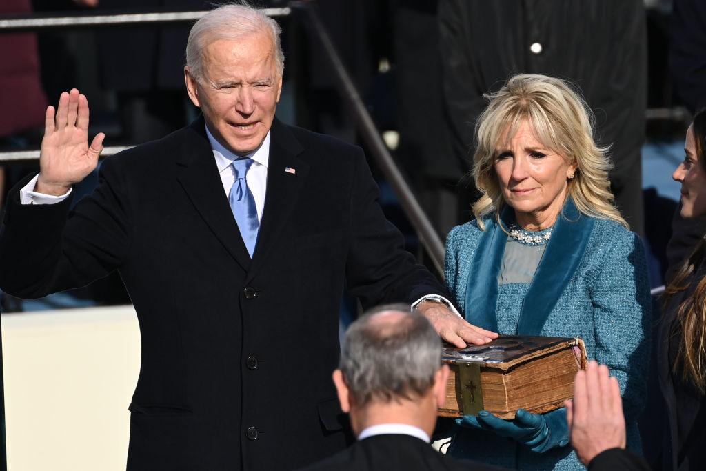 Inauguration of Joe Biden: Photo Gallery