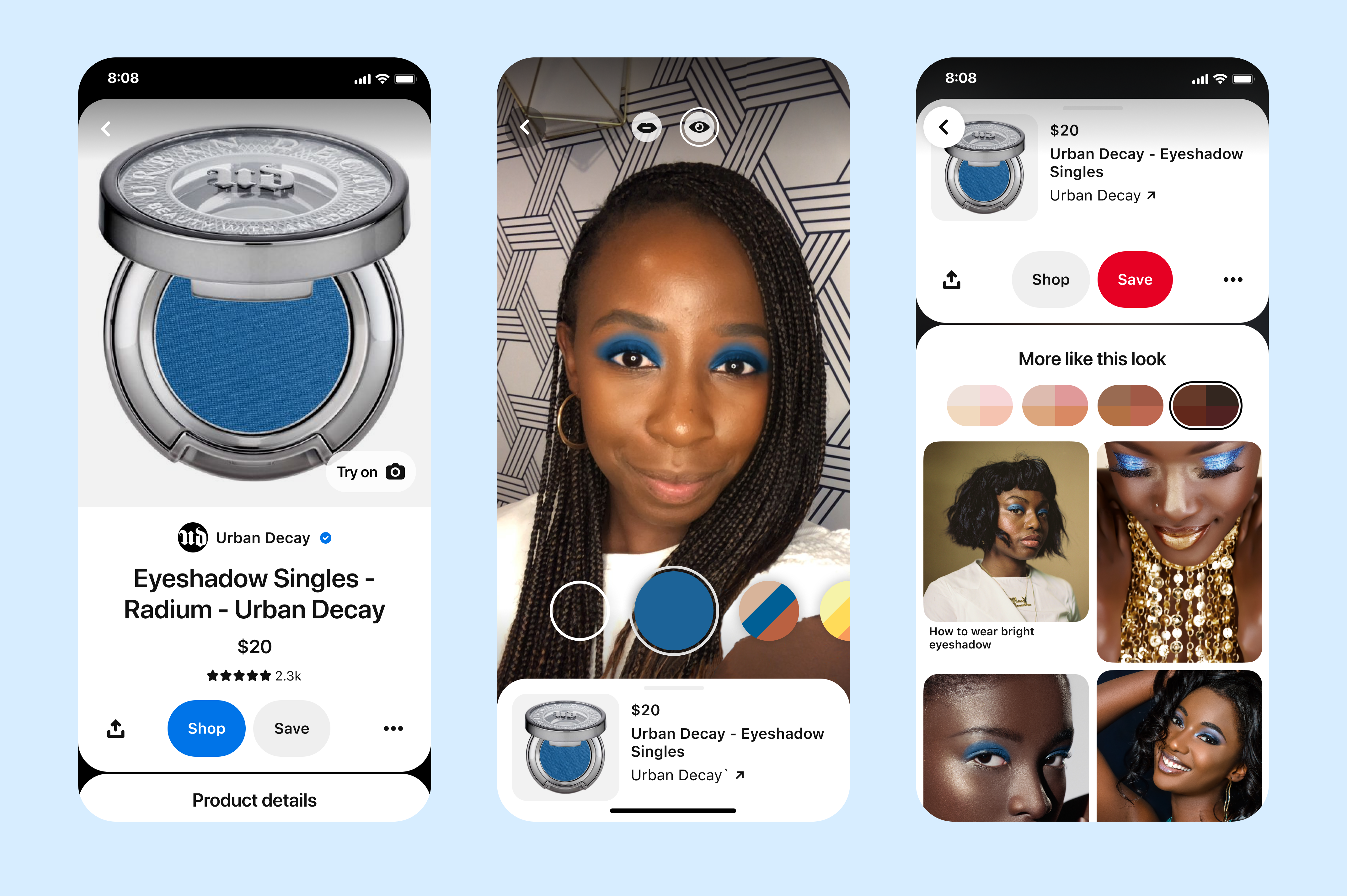 Can Pinterest's AR Beauty Tools Replace the Beauty Counter?