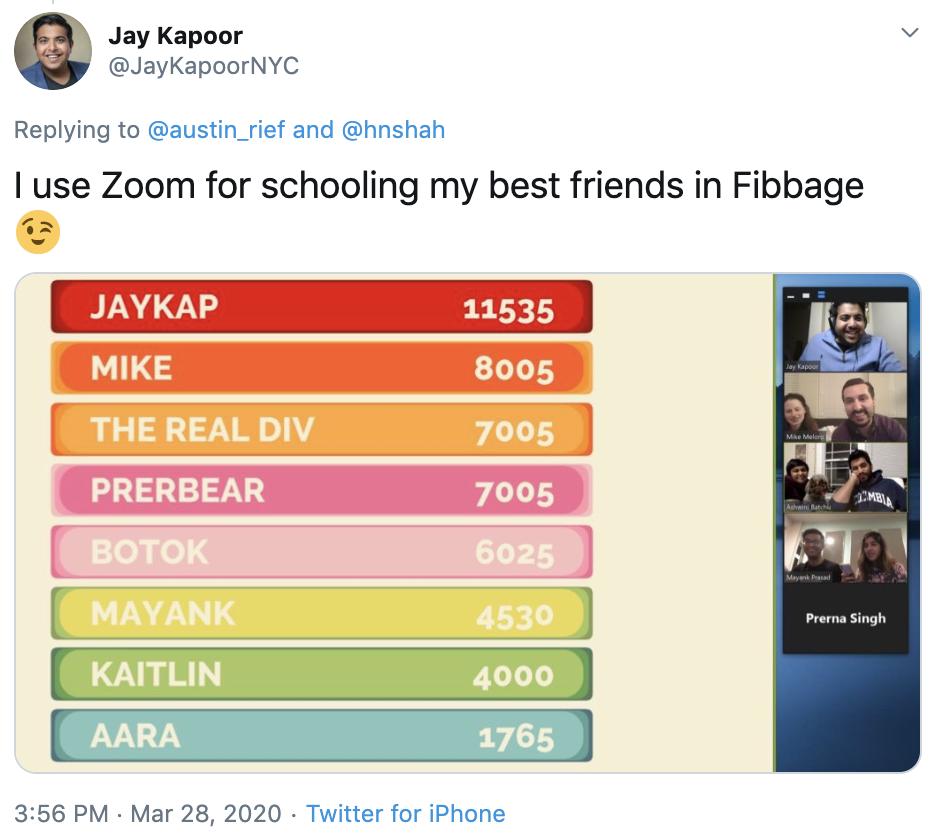 Fibbage online