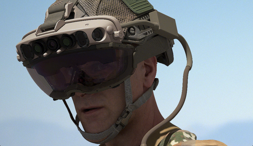 Microsoft Will Build More than 120,000 HoloLens Headsets for the Pentagon