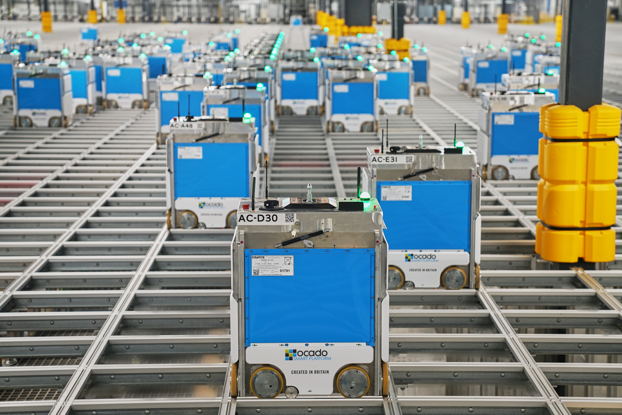Kroger and Target Open New Fulfillment Centers to Speed Online Deliveries