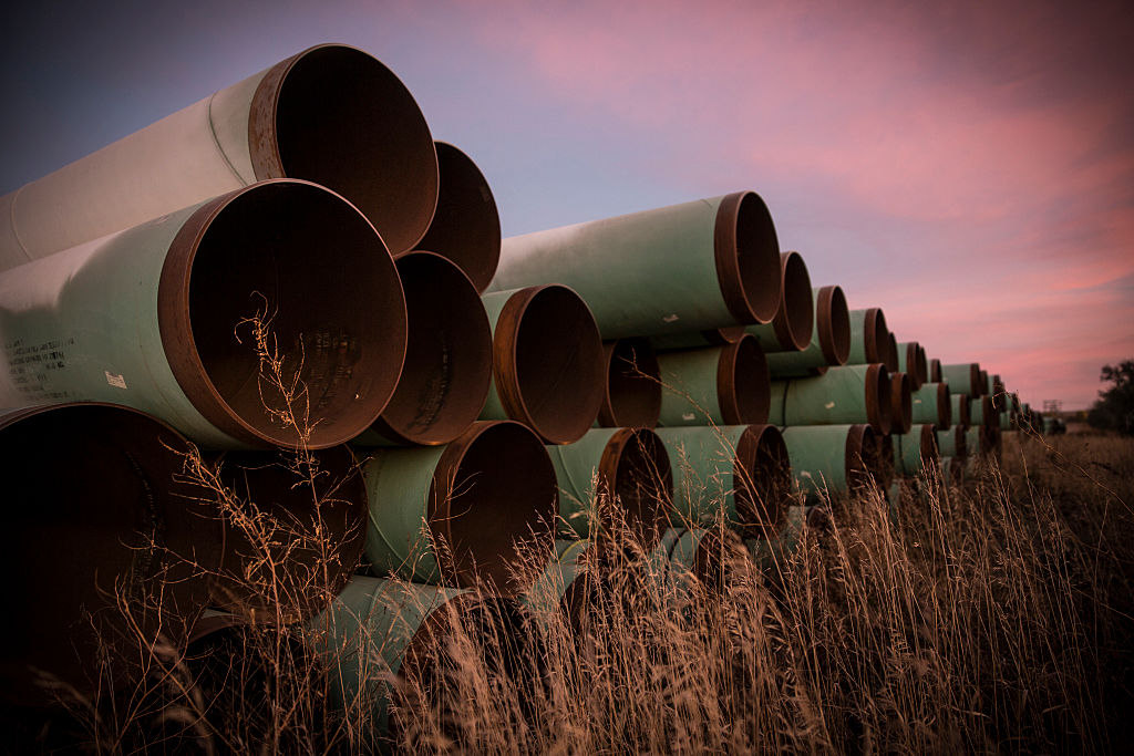 After More Than 12 Tortured Years, Keystone XL Pipeline Is Officially Canceled