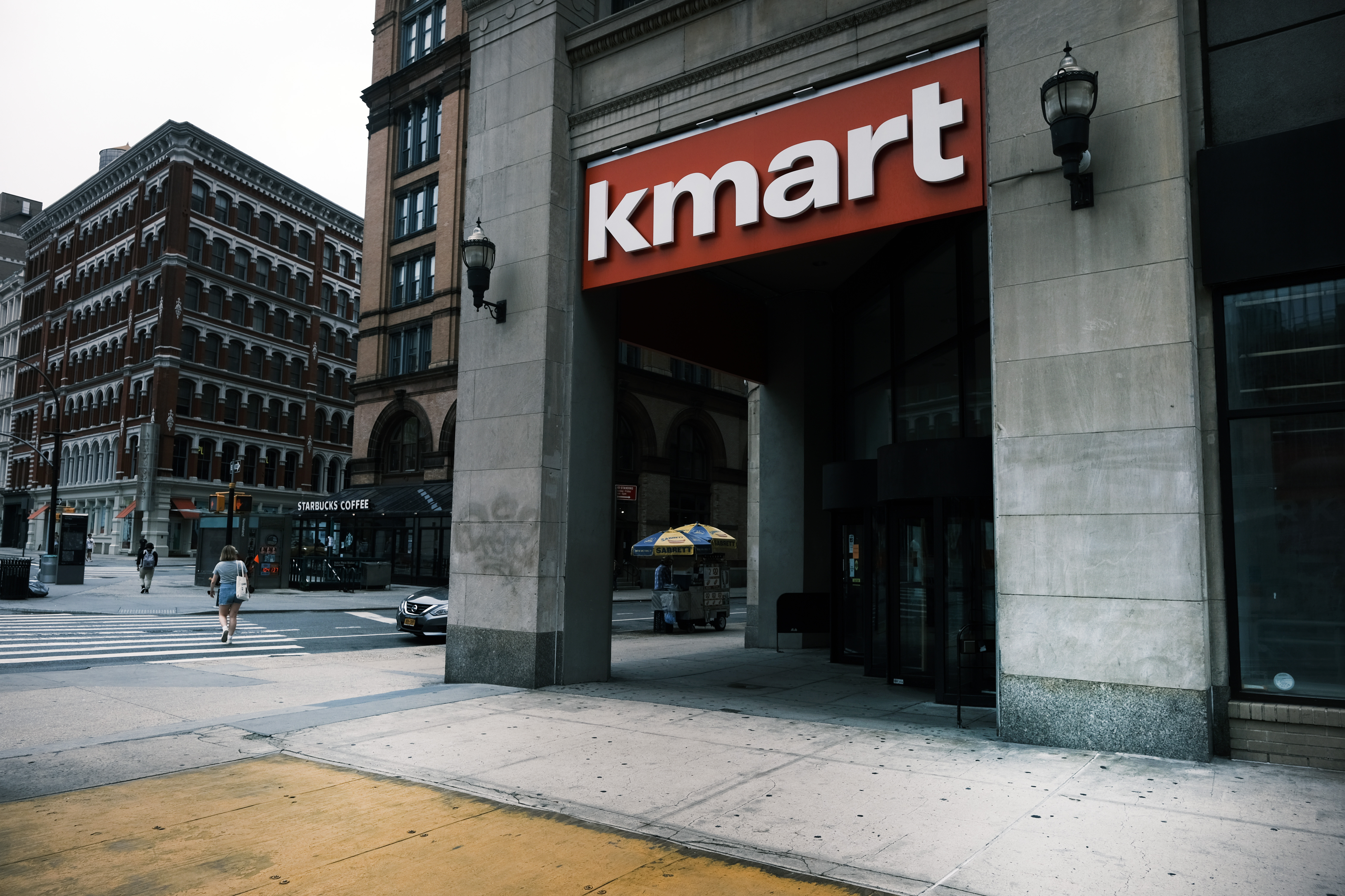 Goodbye, old friend: The fall of Manhattan's Astor Place Kmart