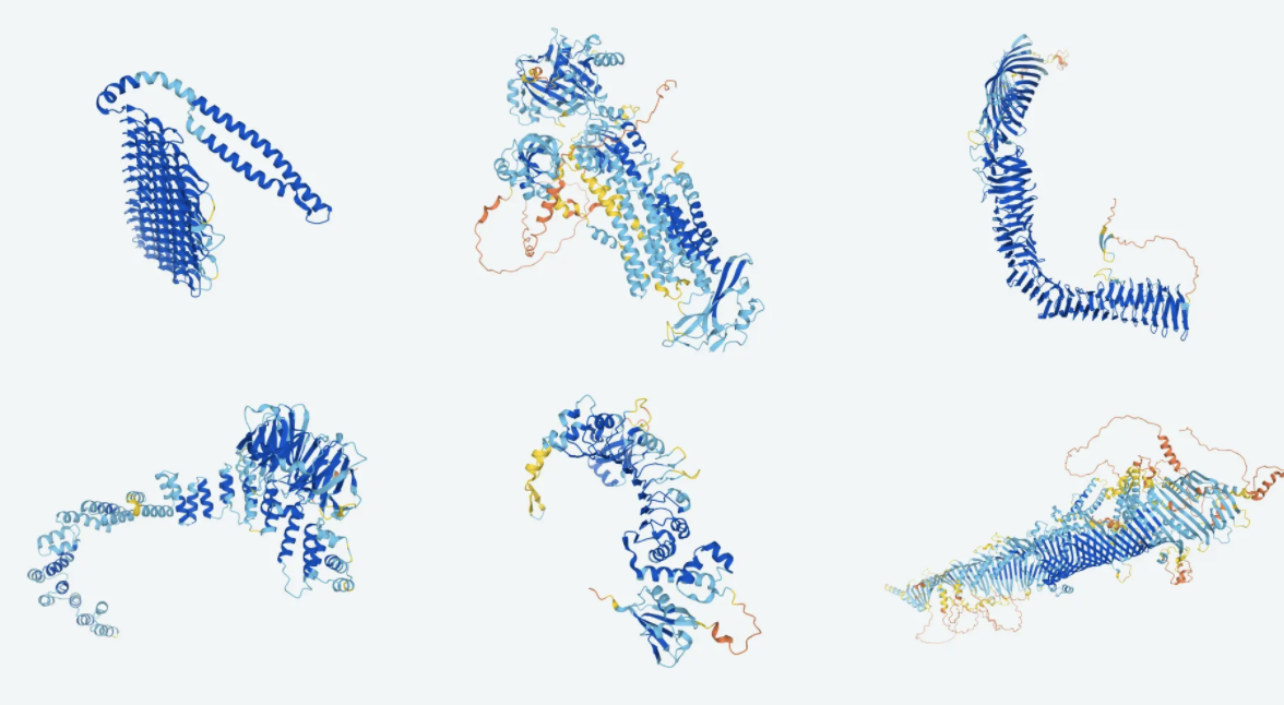 DeepMind releases database with AI predictions for every human protein shape