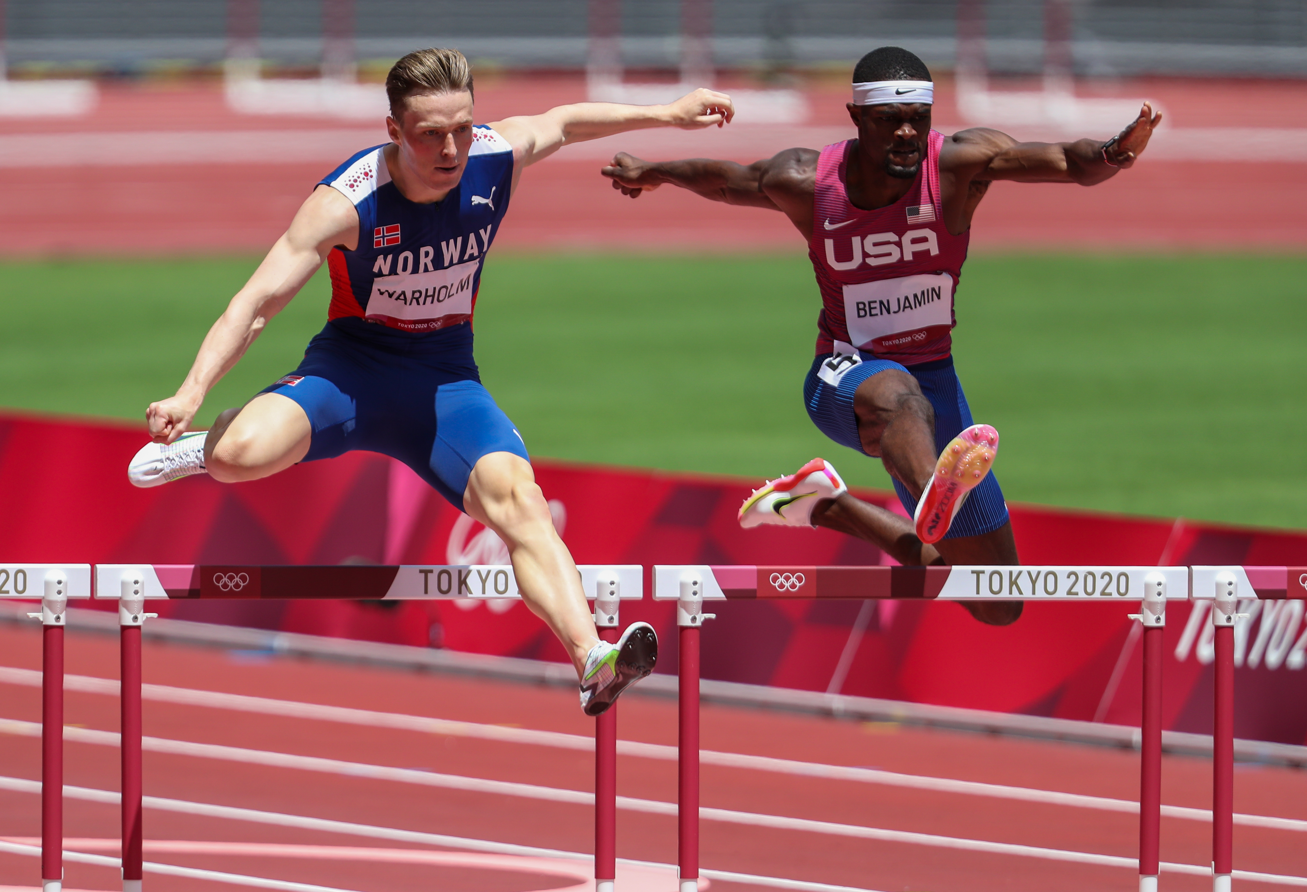 Why the Heck Are Olympic Track Stars Smashing So Many World Records?