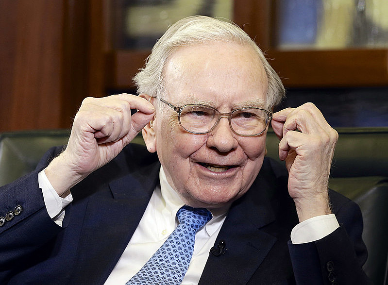 Buffett Makes First Major Pandemic Purchase