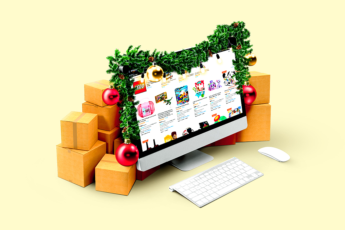 E-Commerce Drove Holiday Sales Growth in 2020